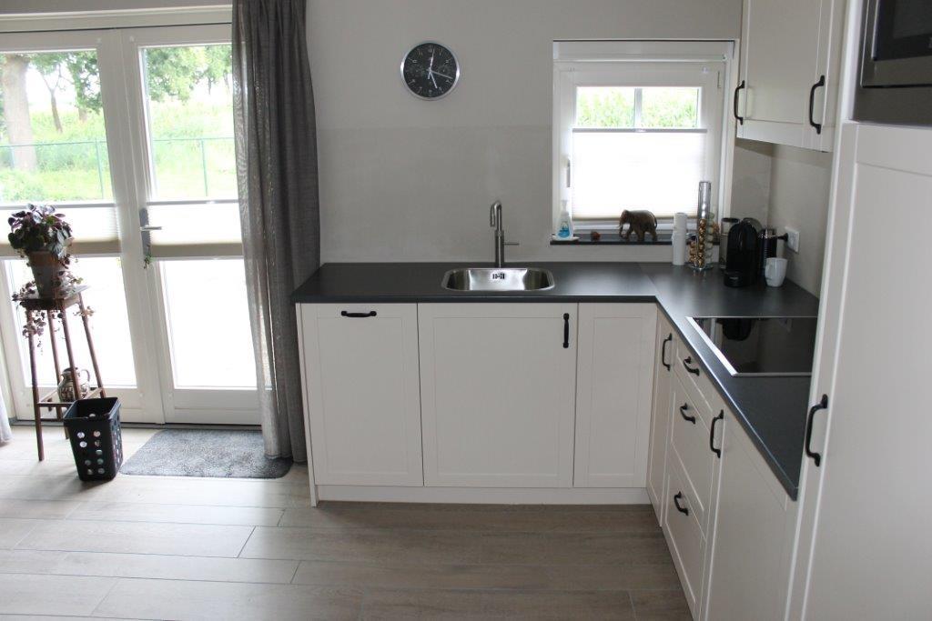 Populair Timmerwerk keukens, Houten keukeninrichtingen, ombouw ZZ34