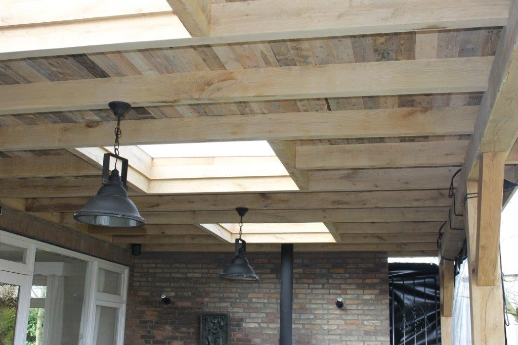 Veranda plafond